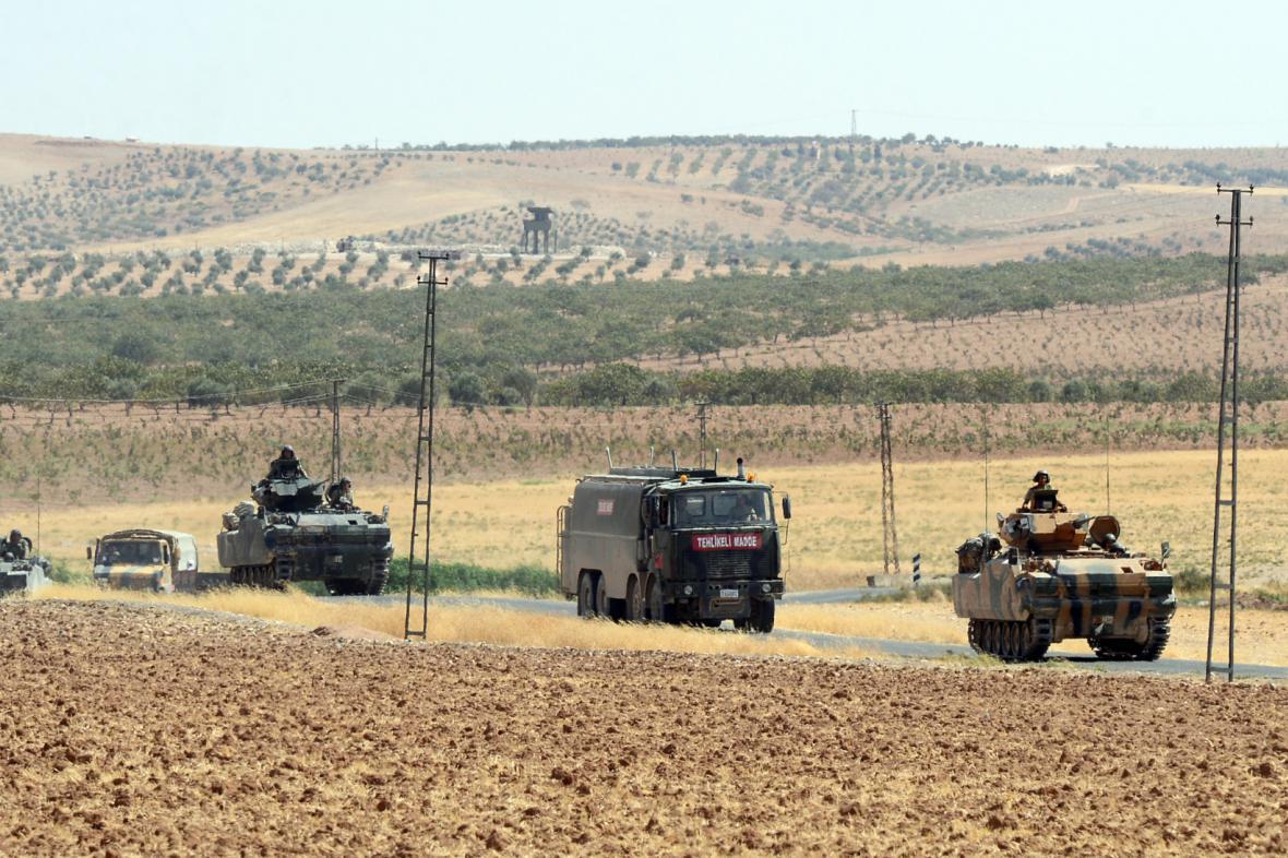 Operace Štít Eufratu