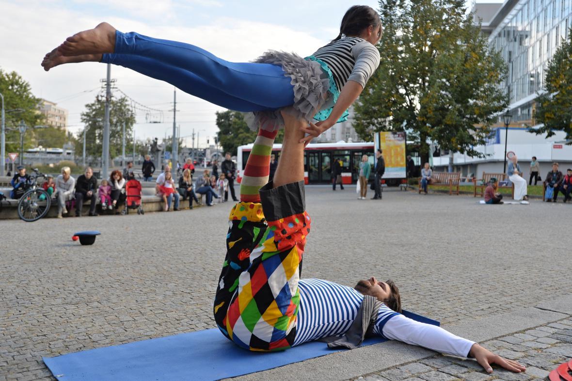 Pilsen Busking Fest 2015