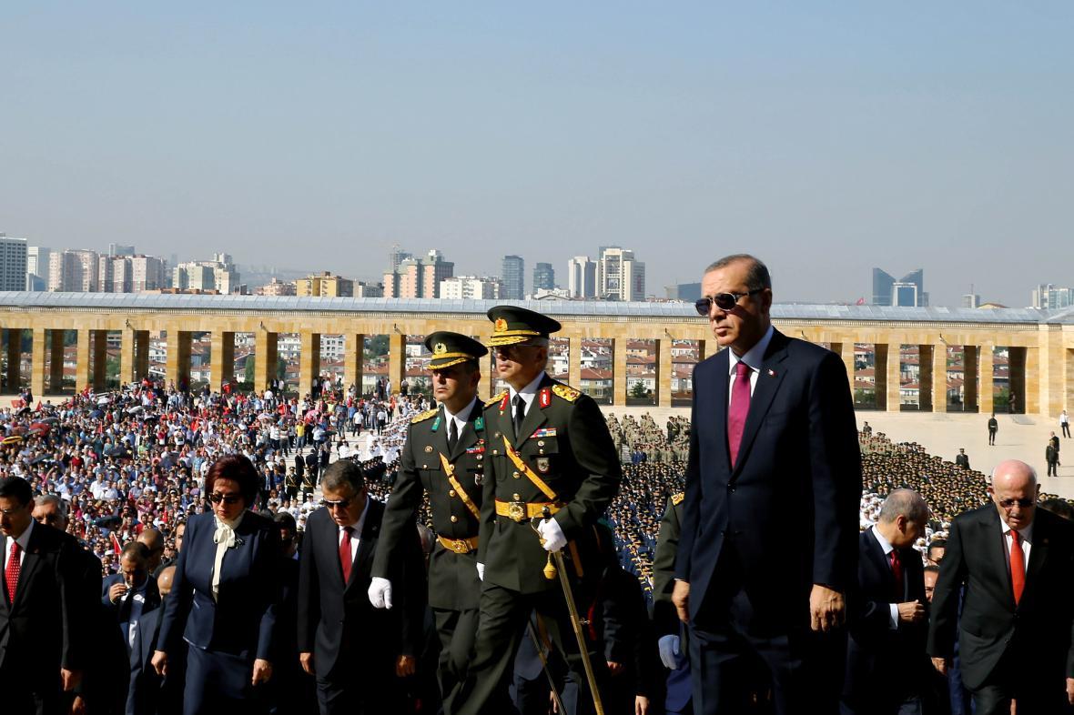Turecké oslavy Dne vítězství