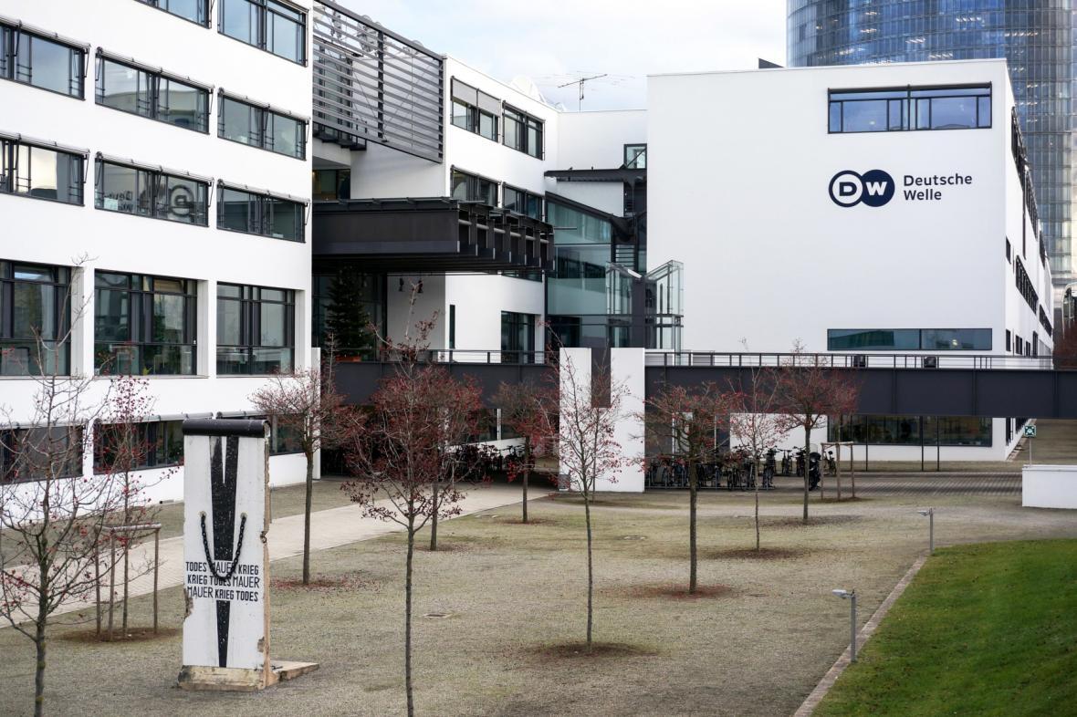 Budova Deutsche Welle