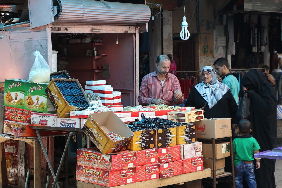 V Aleppu ustaly intenzivní boje