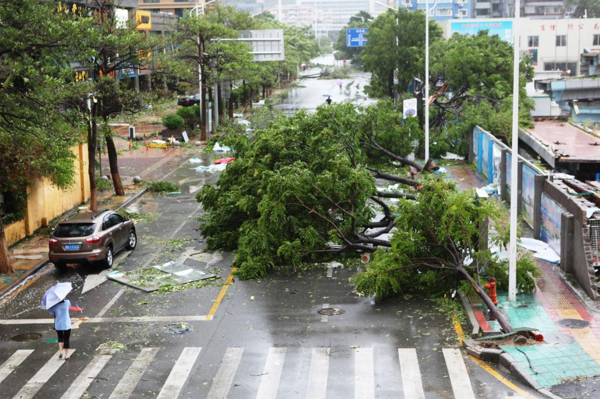 Tajfun Meranti