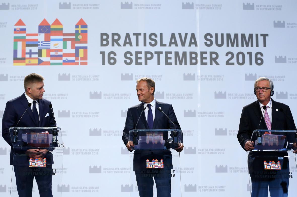 Bratislavský summit