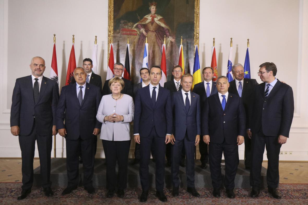 Vídeňská schůzka k migraci