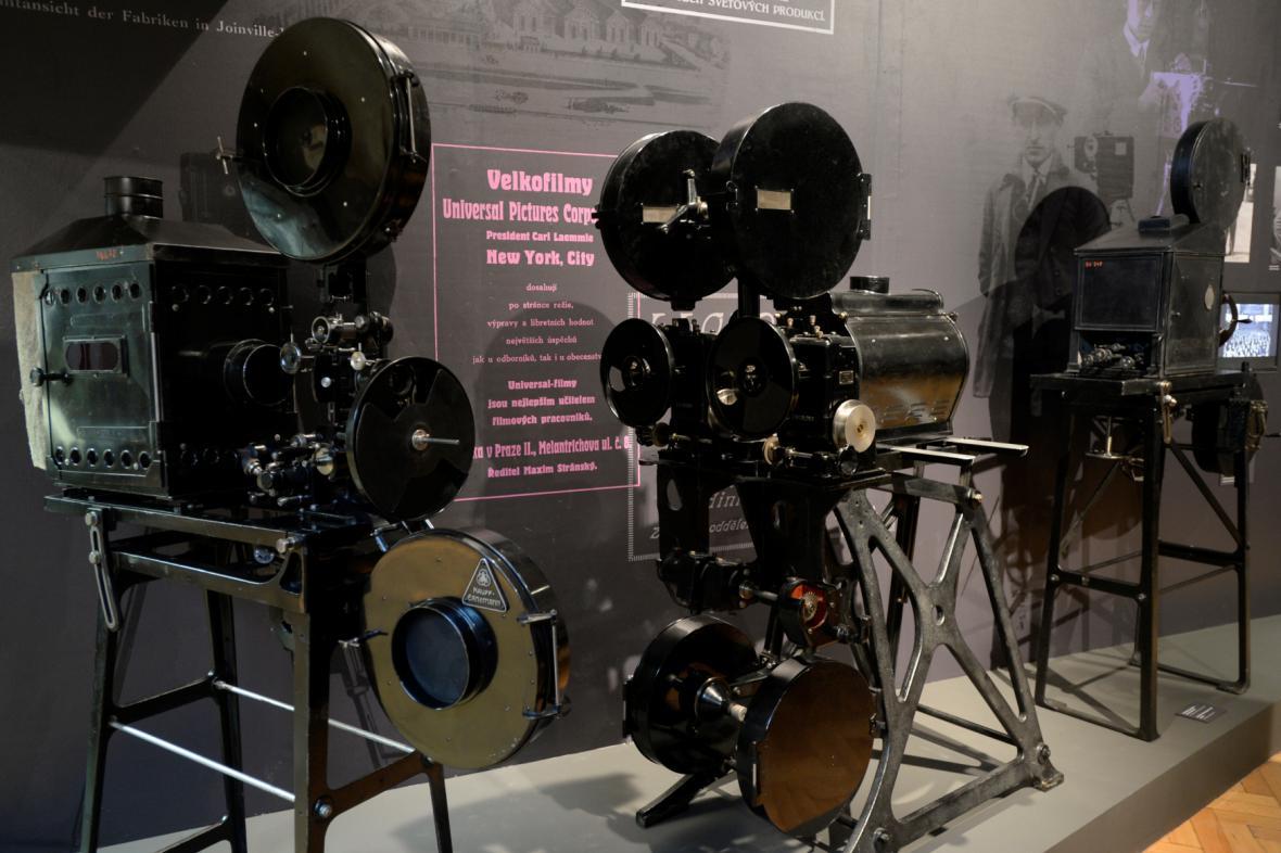 Výstava Český kinematograf