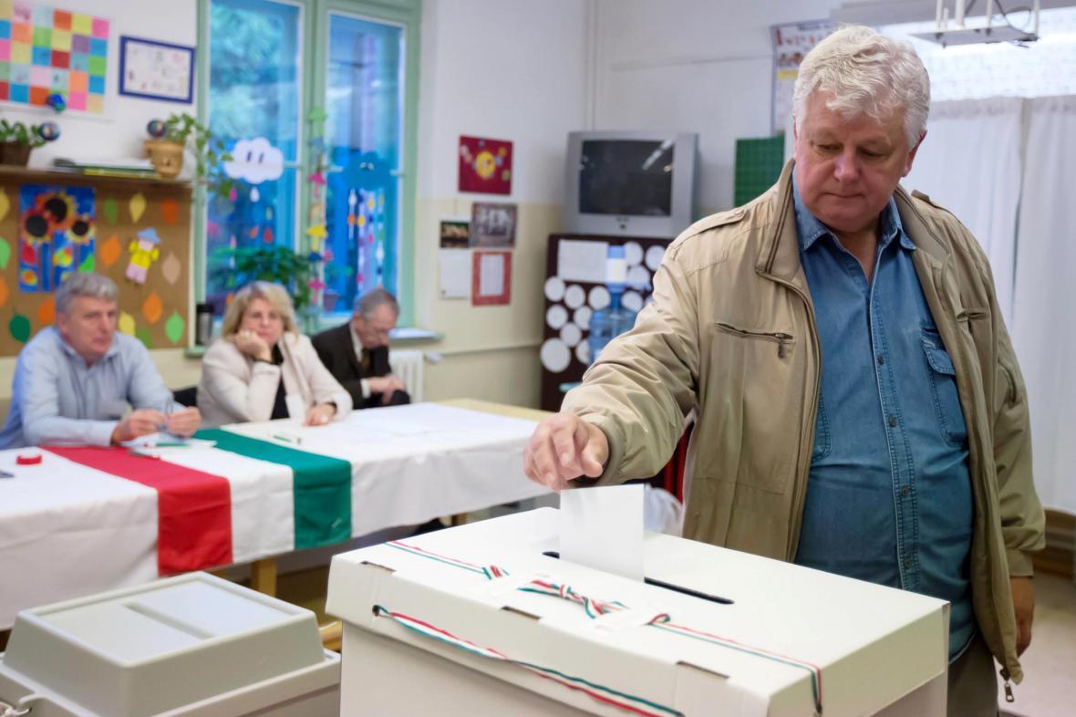 Maďarské referendum o kvótách