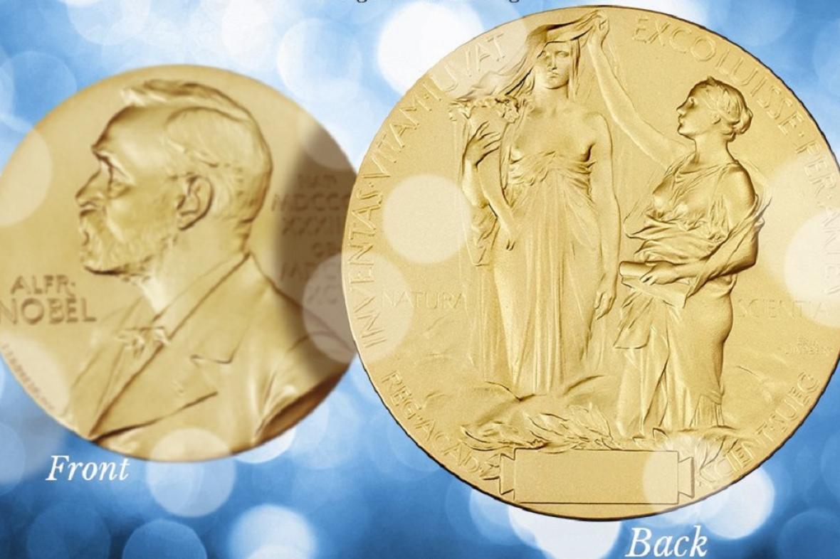 Nobelova cena za fyziku