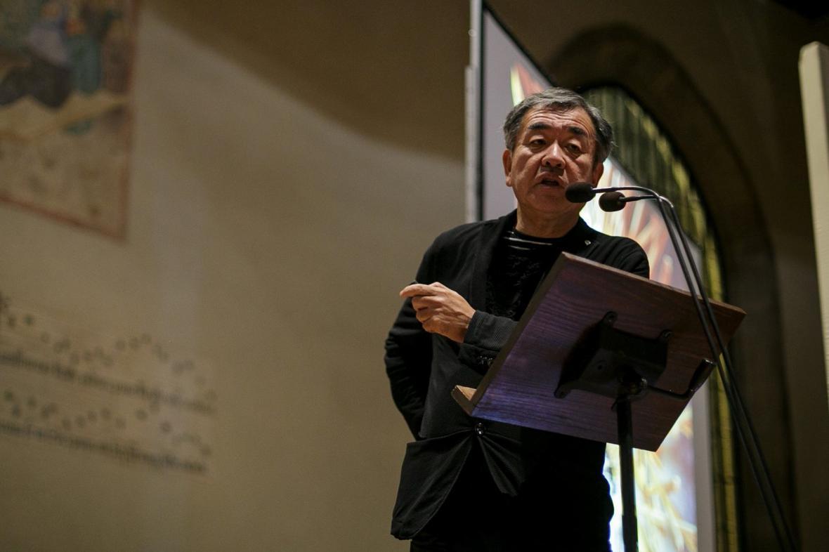 Architekt Kengo Kuma