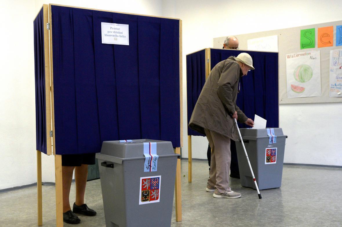 Senátní volby