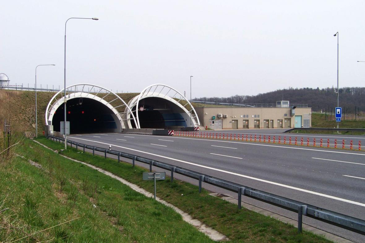 Lochkovský tunel