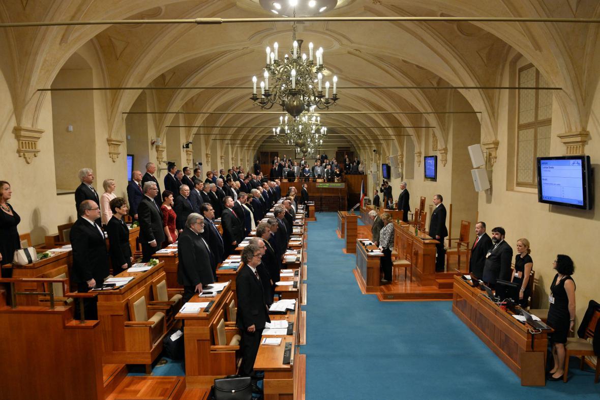 Ustavující schůze Senátu