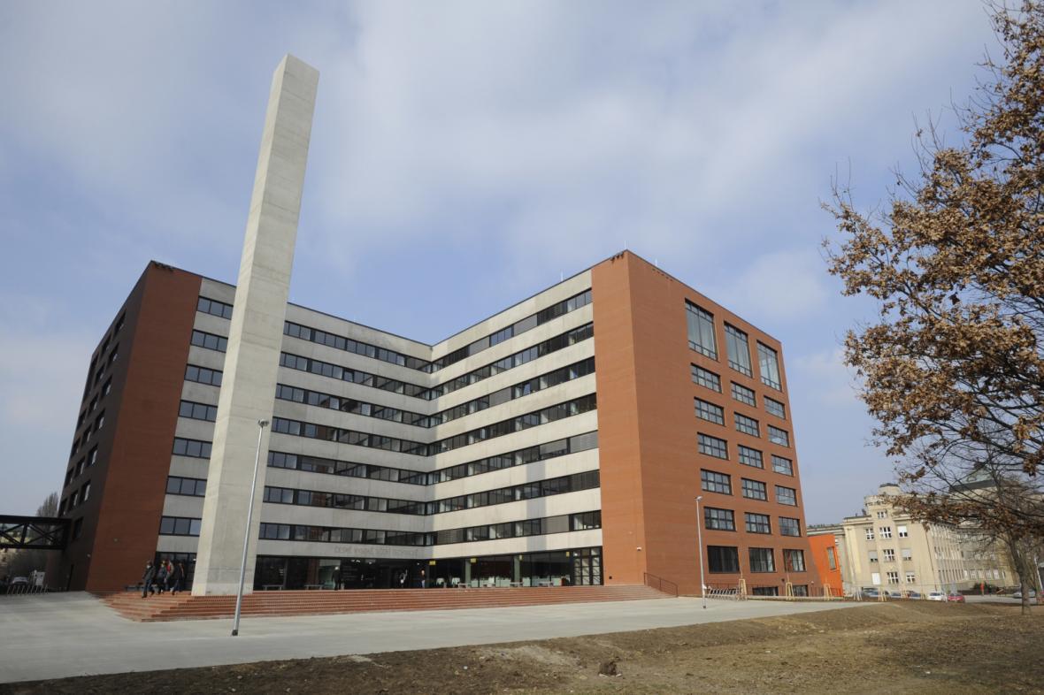 Fakulta architektury ČVU