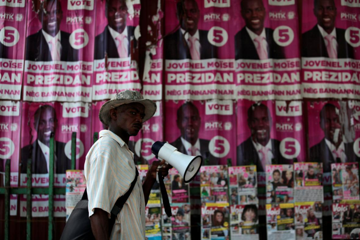 Prezidentem Haiti se stal Jovenel Moise