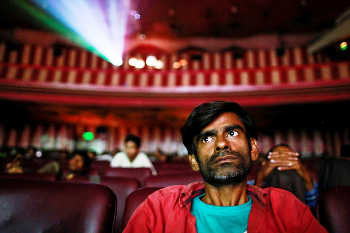 Indické kino
