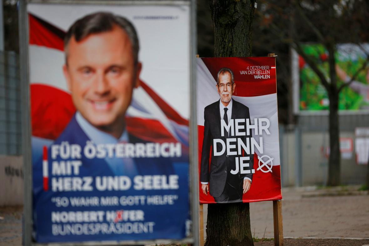 Kampaň před rakouskými prezidentskými volbami