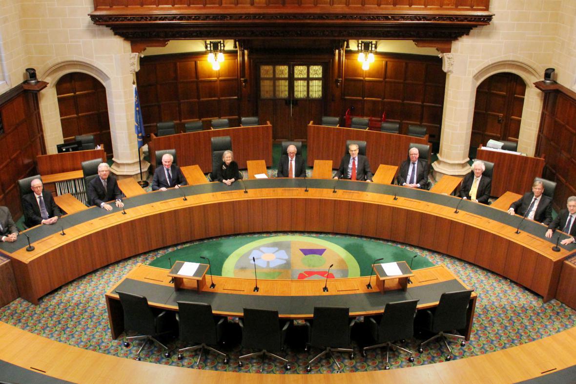 Britský nejvyšší soud