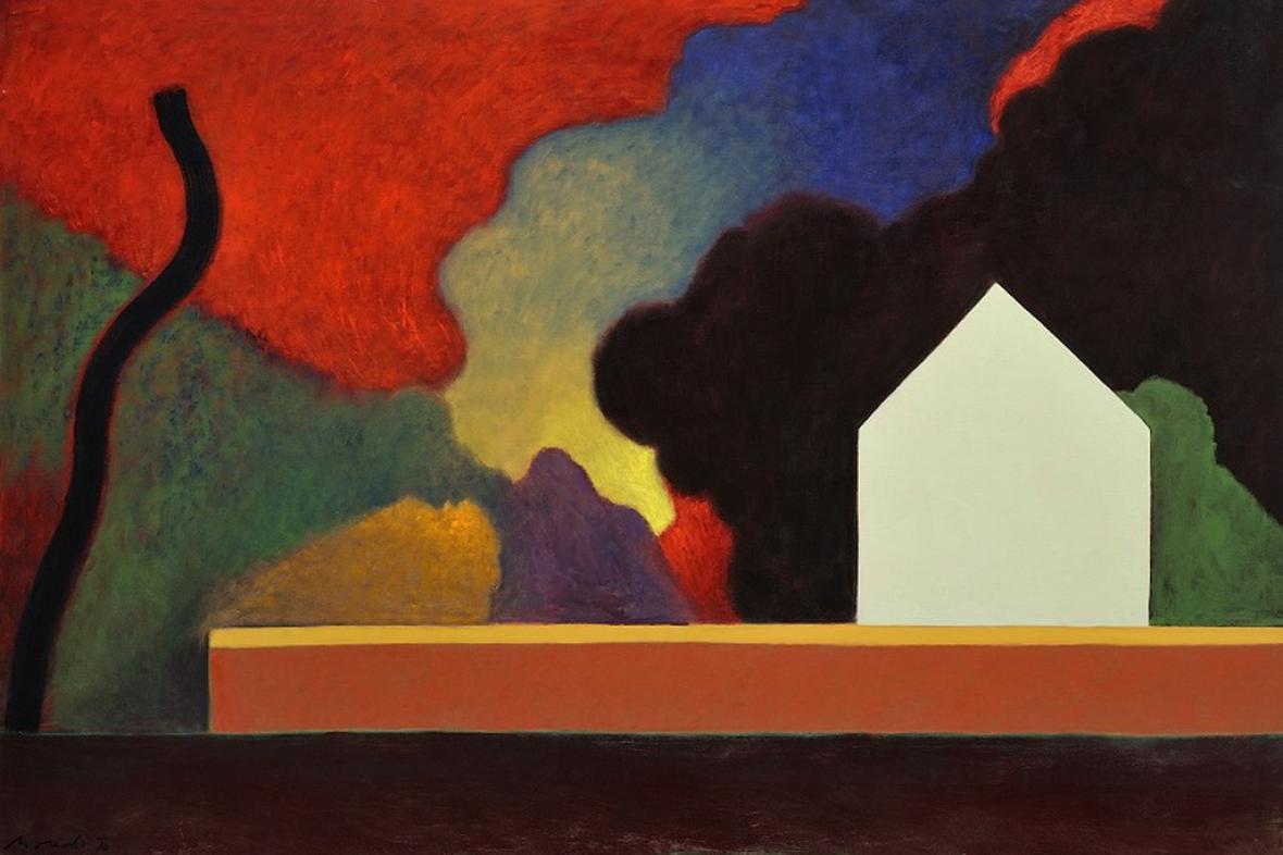Malba Miroslava Mouchy