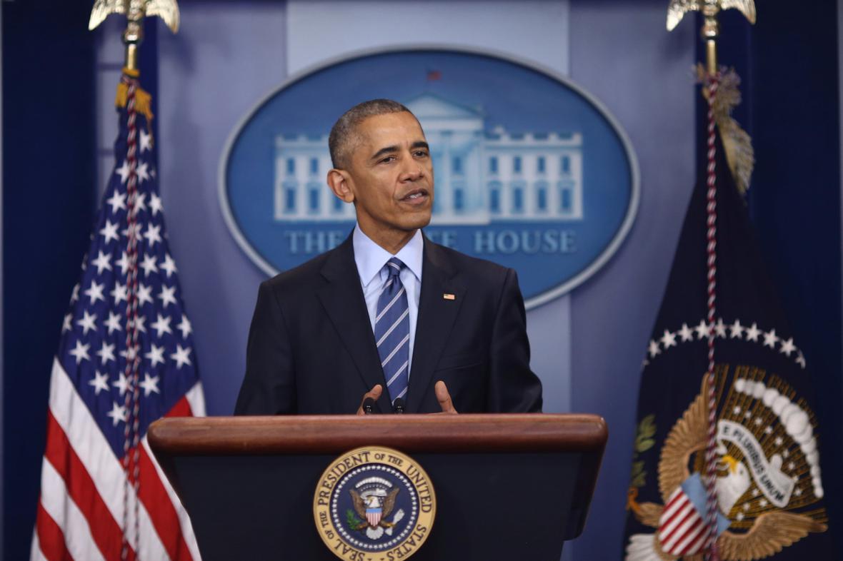 Projev Baraka Obamy