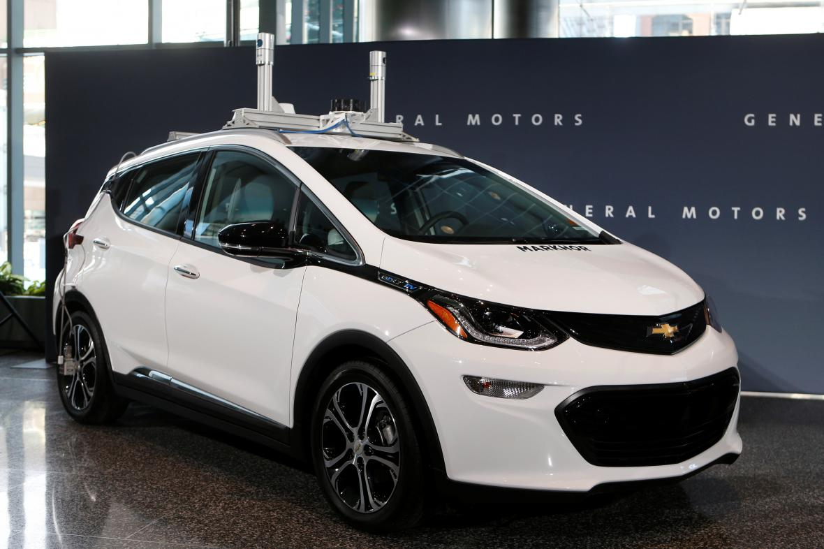 Chevrolet Bolt automobilky General Motors