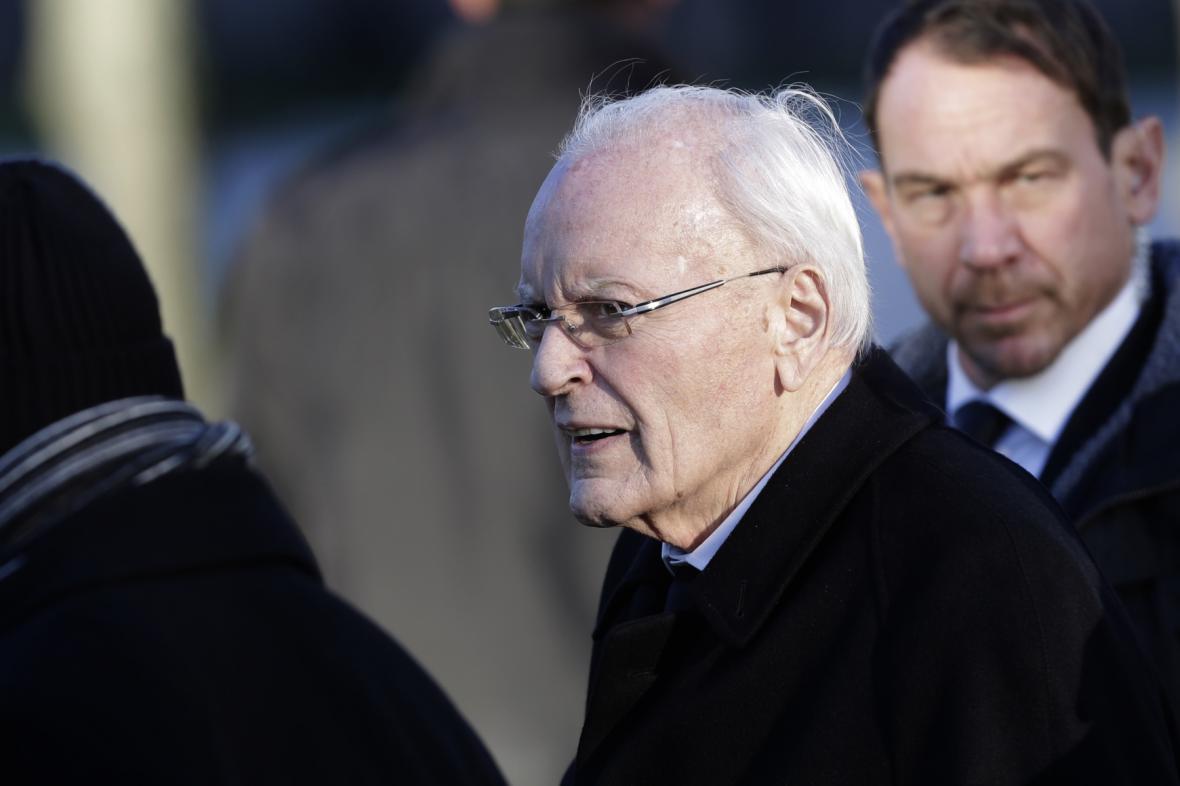 Bývalý německý prezident Roman Herzog