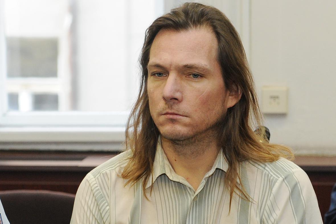 Odsouzený Jakub Drholec