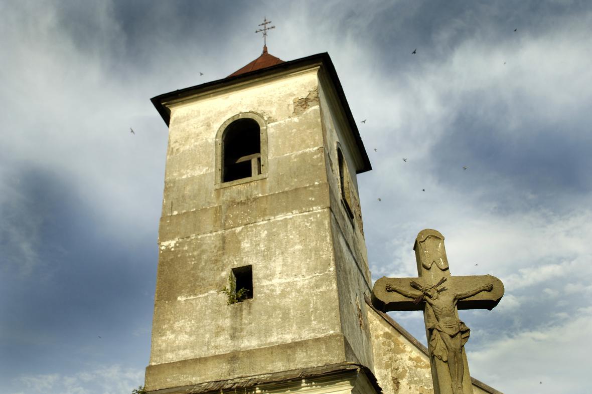 Kostel svatého Jana Nepomuckého ve Vrchní Orlici