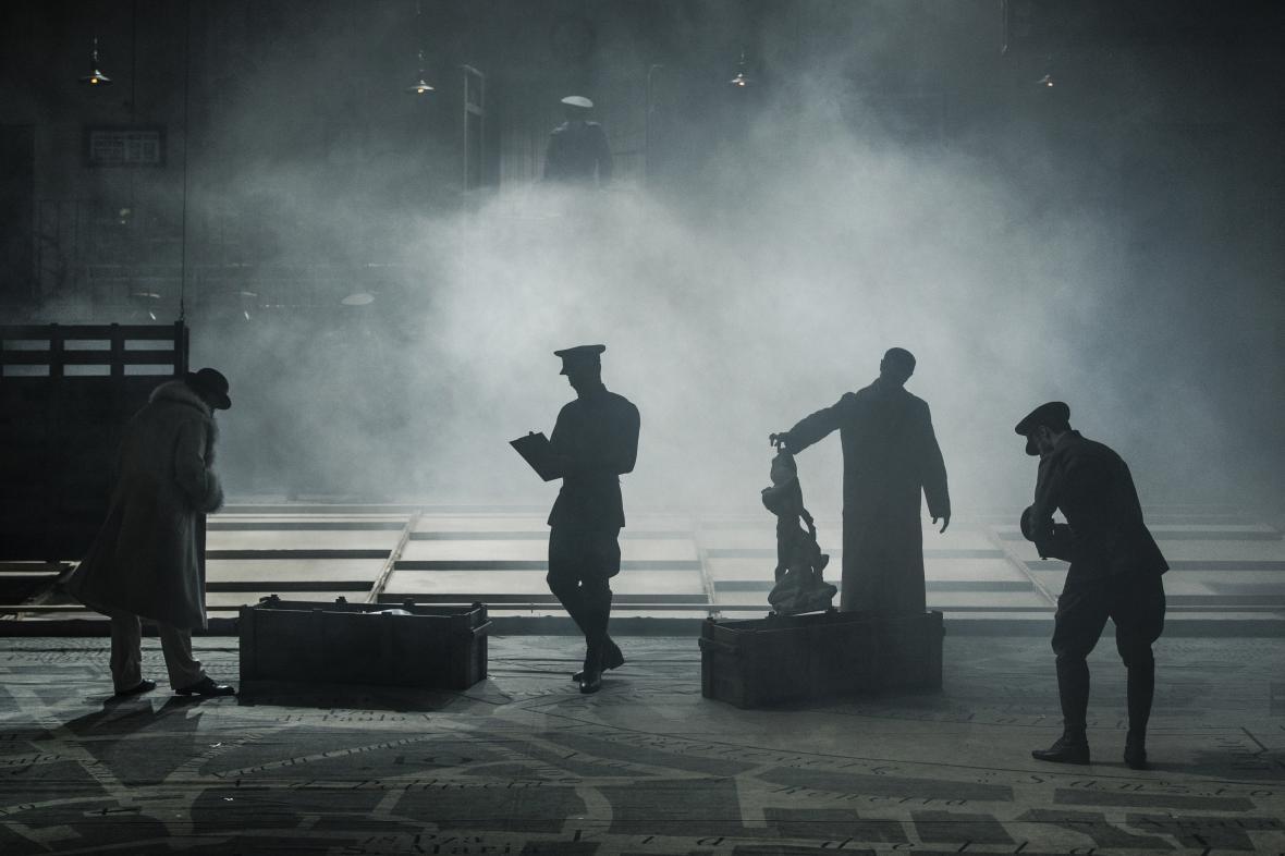 Tosca v Národním divadle