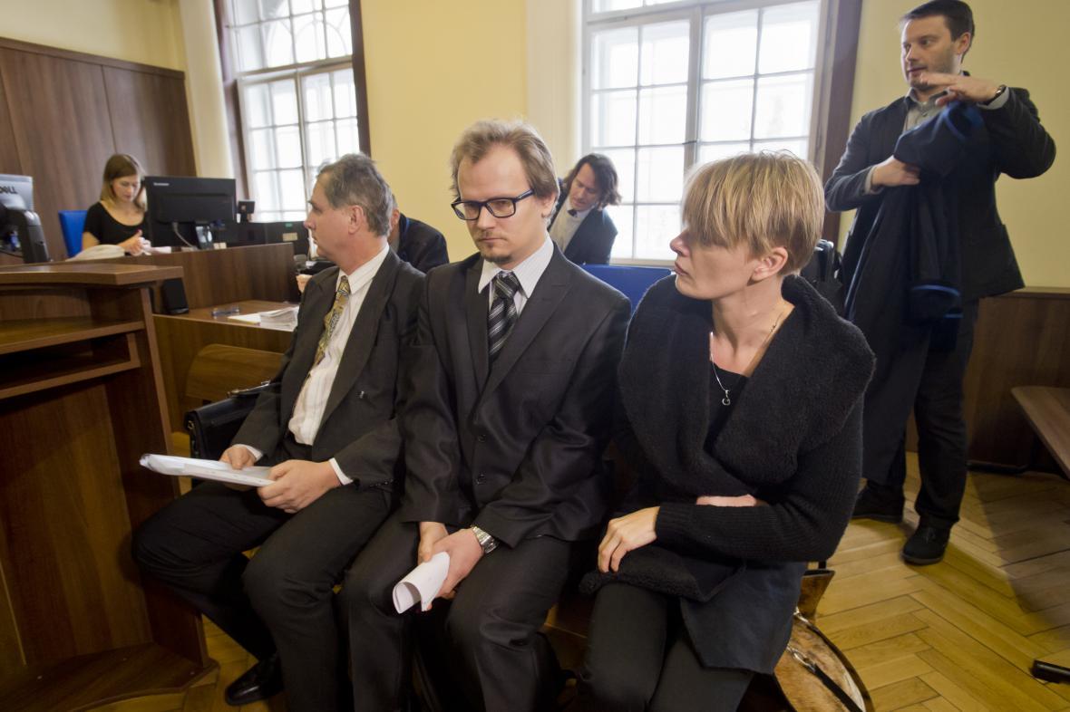 Obžalovaní lékaři z nyburské interny