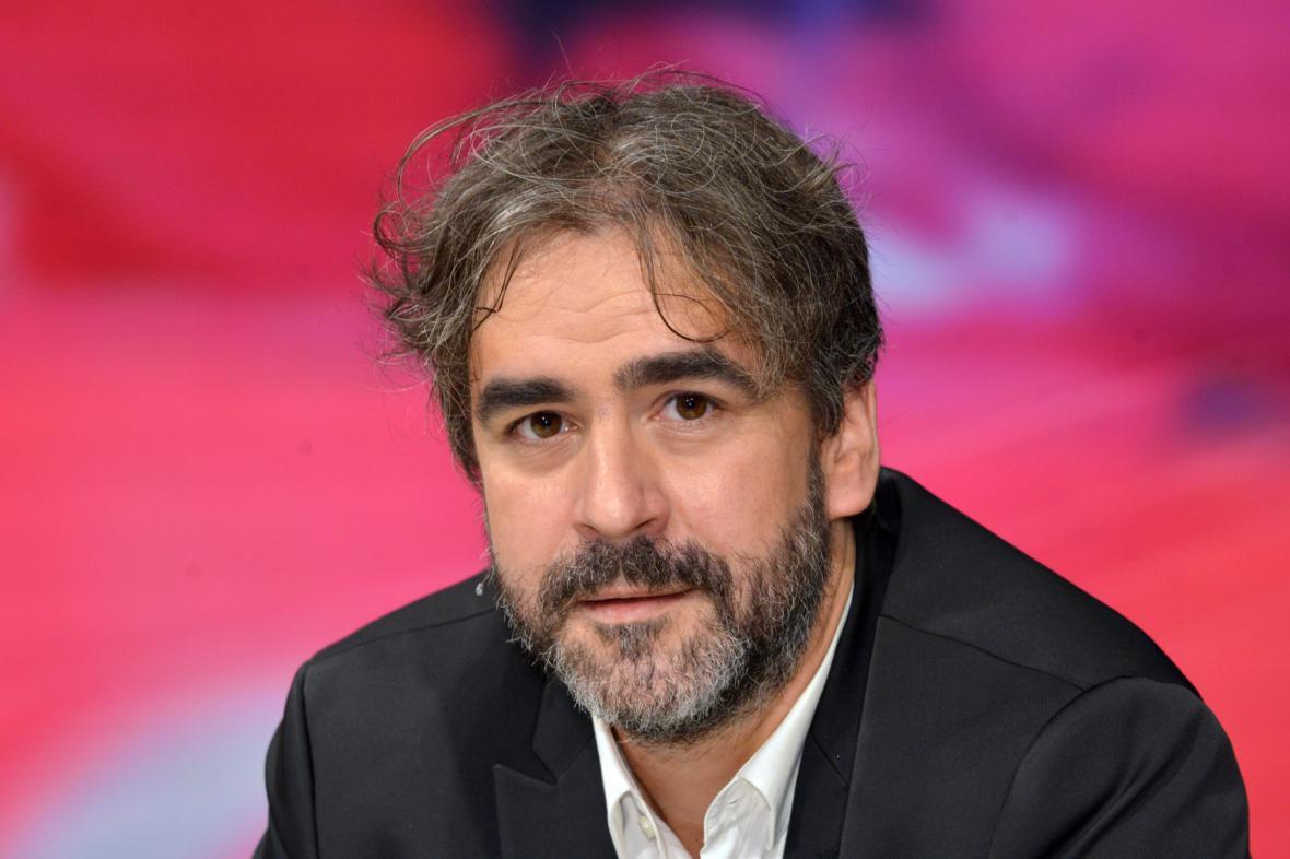 Novinář Deniz Yücel
