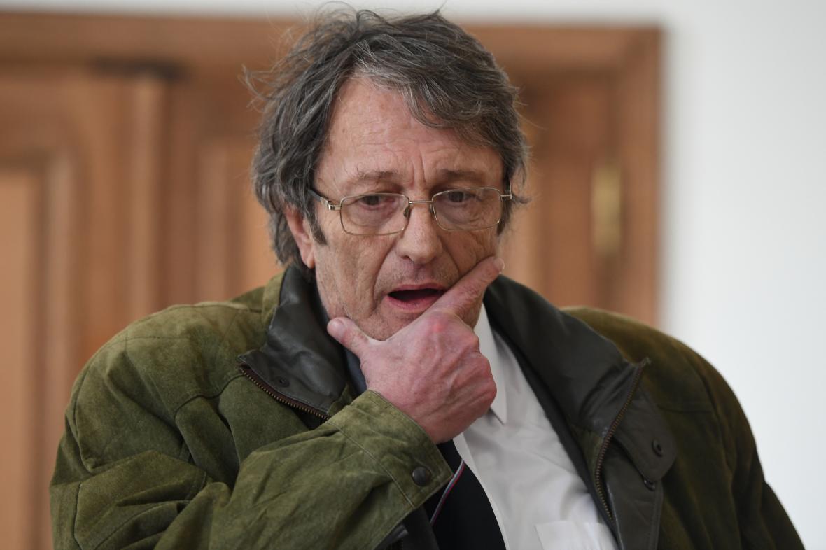 Bývalý ředitel Poldi Vladimír Stehlík