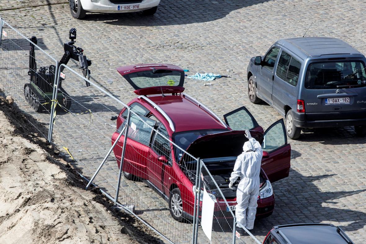 Útok v Antwerpách