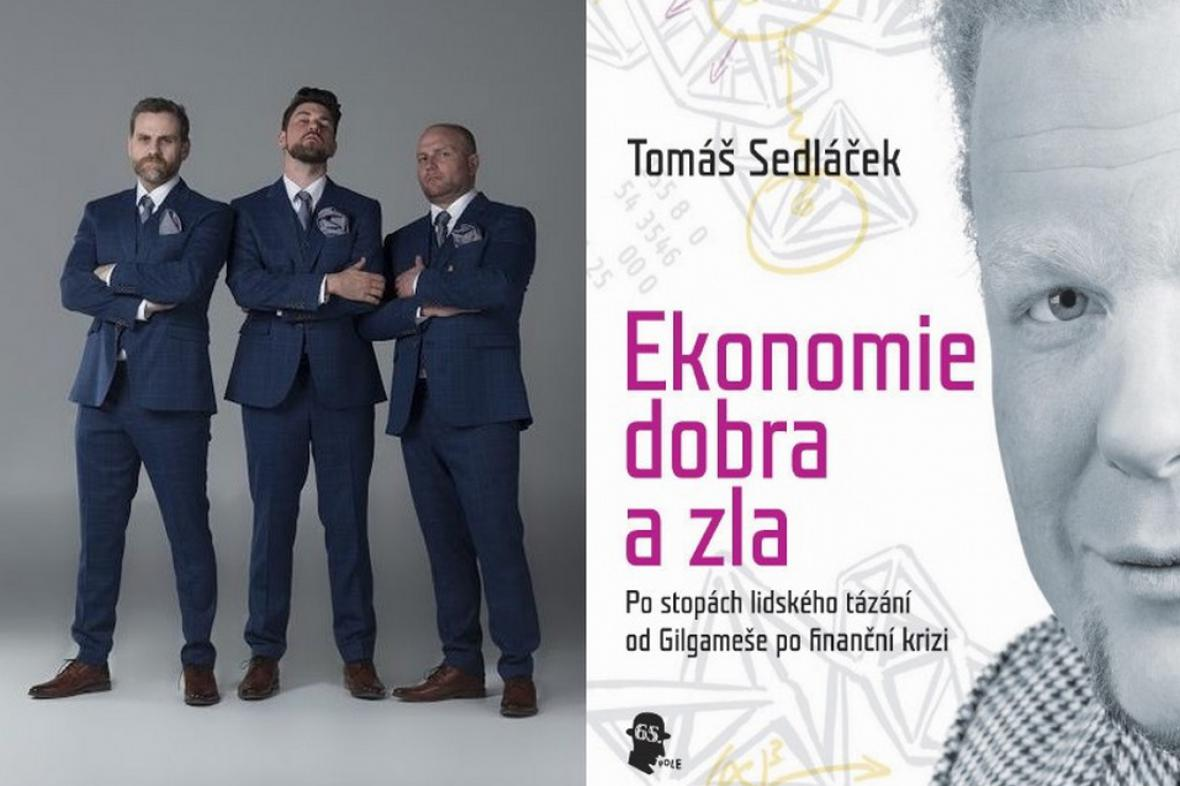 Slovenská adaptace Ekonomie dobra a zla