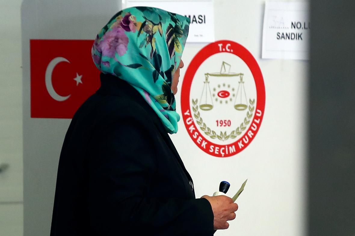 Turecké referendum v Mnichově