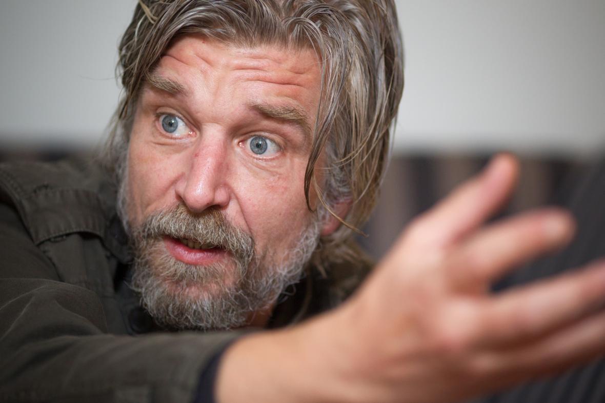 Klaus Ove Knausgård