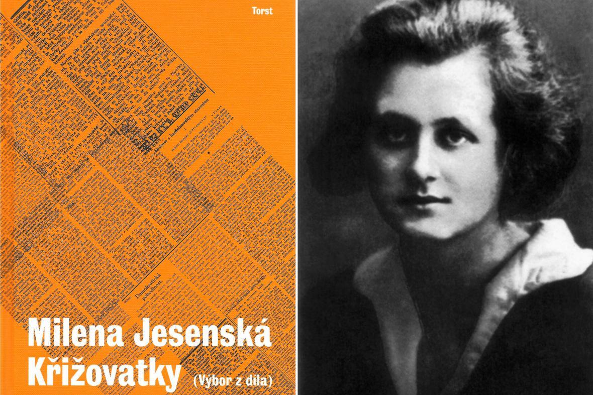 Křižovatky - výbor z díla Mileny Jesenské