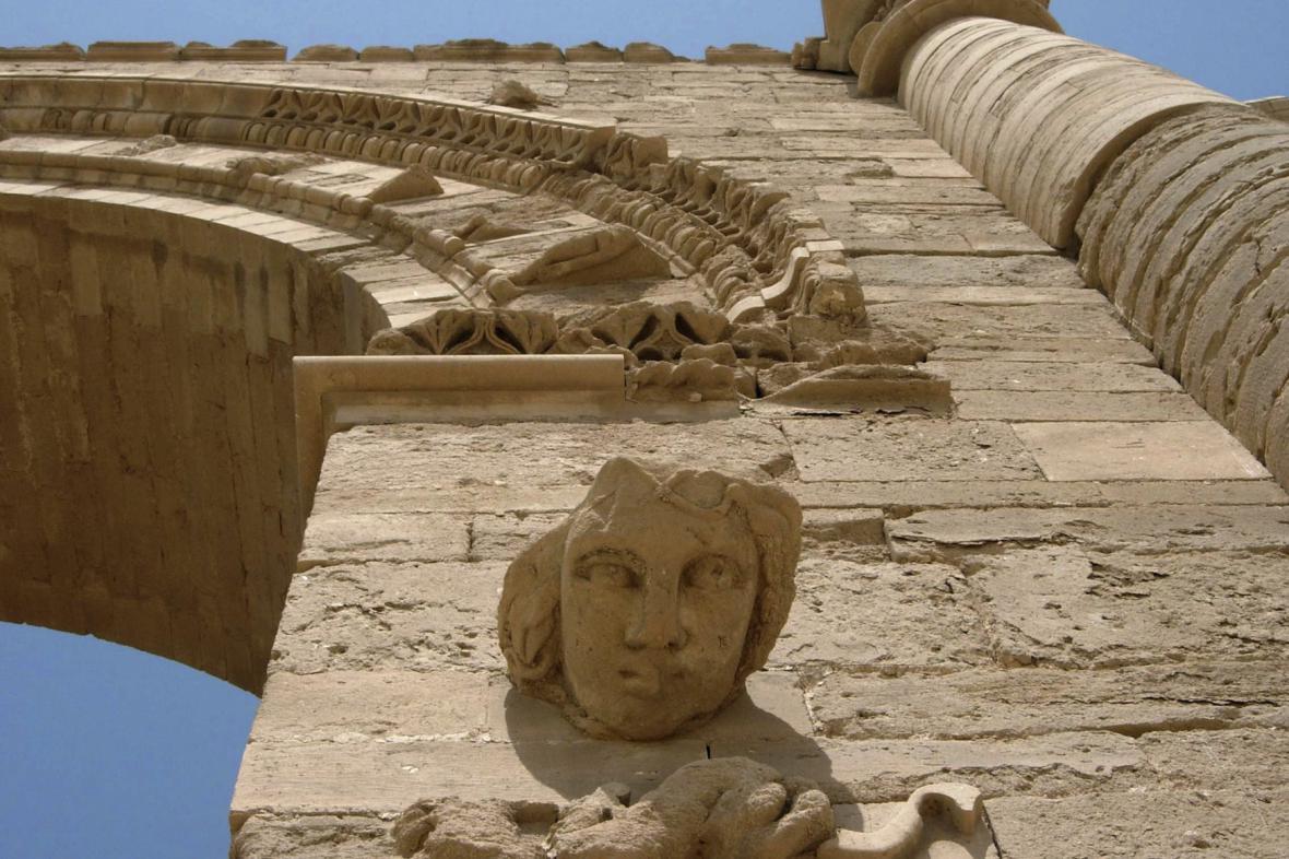 Irácké město Hatra je v UNESCO