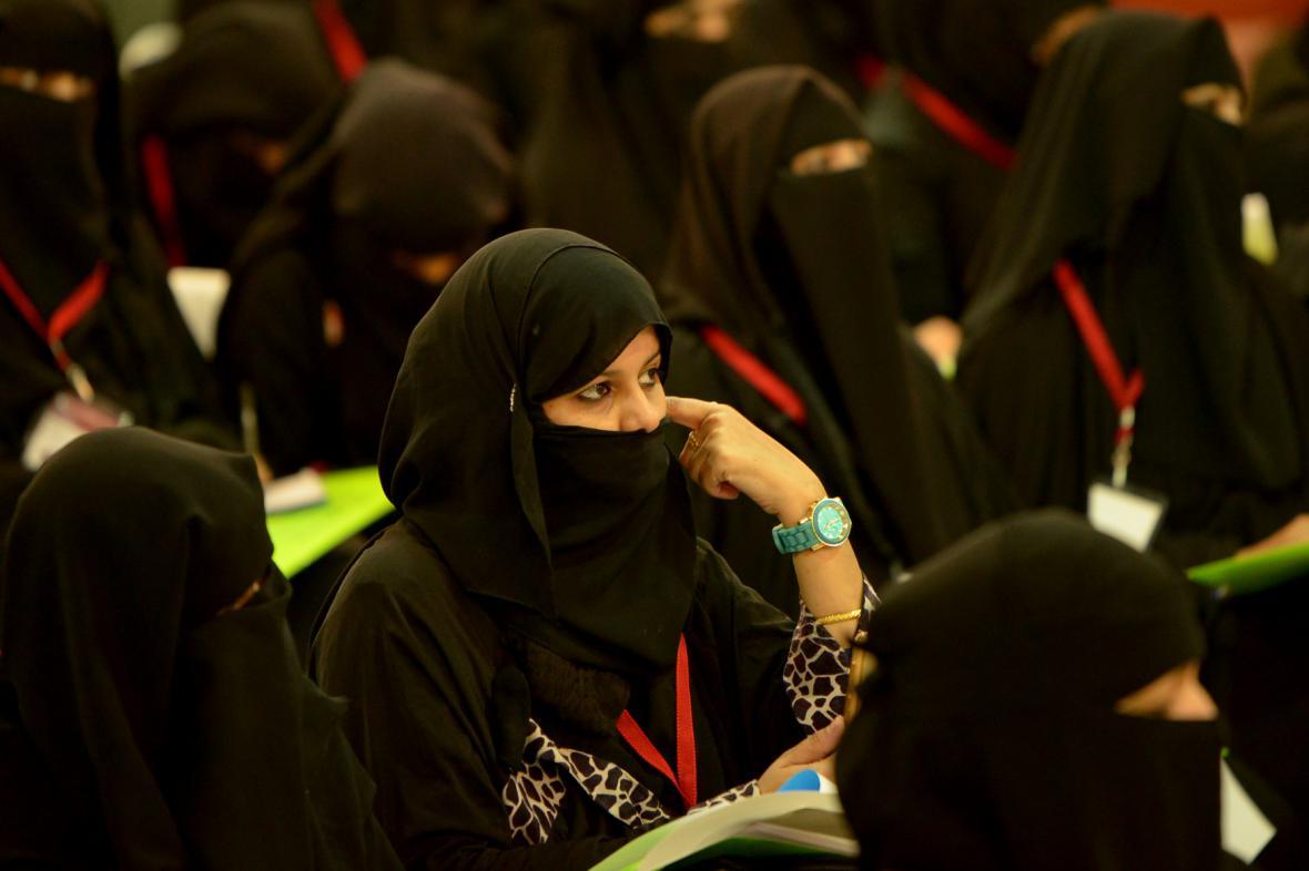 Muslimky v Indii
