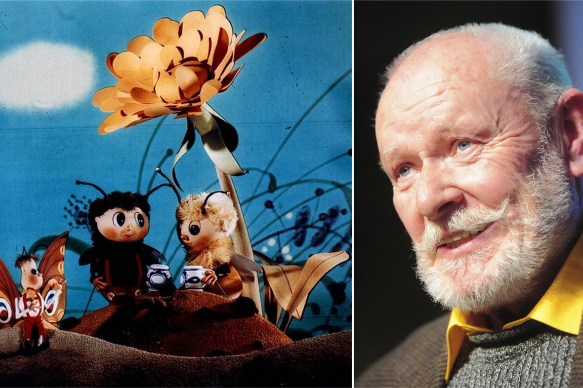 Jiří Kahoun, autor knižních Příběhů včelích medvídků