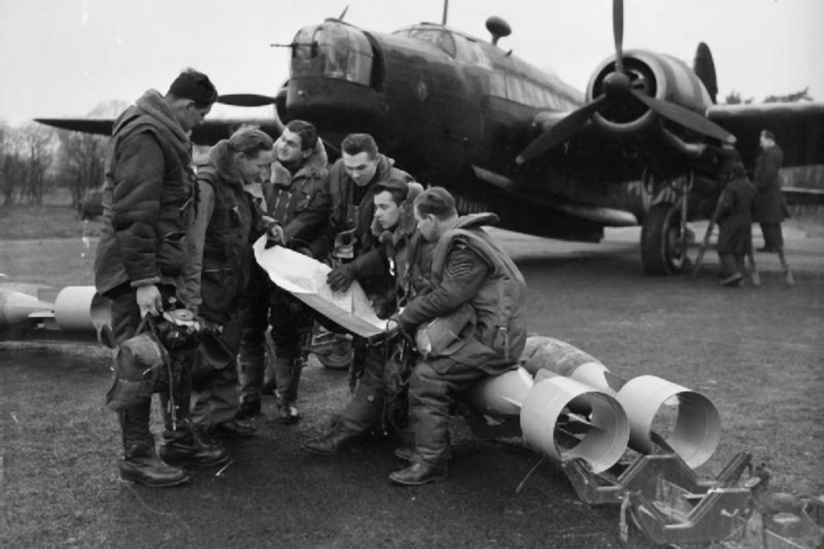 Československá bombardovací peruť č. 311
