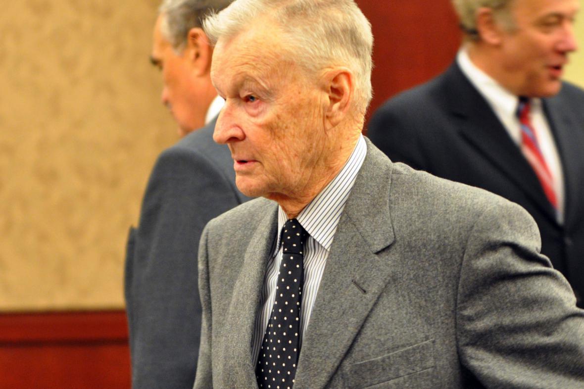 Politolog Zbigniew Brzezinski