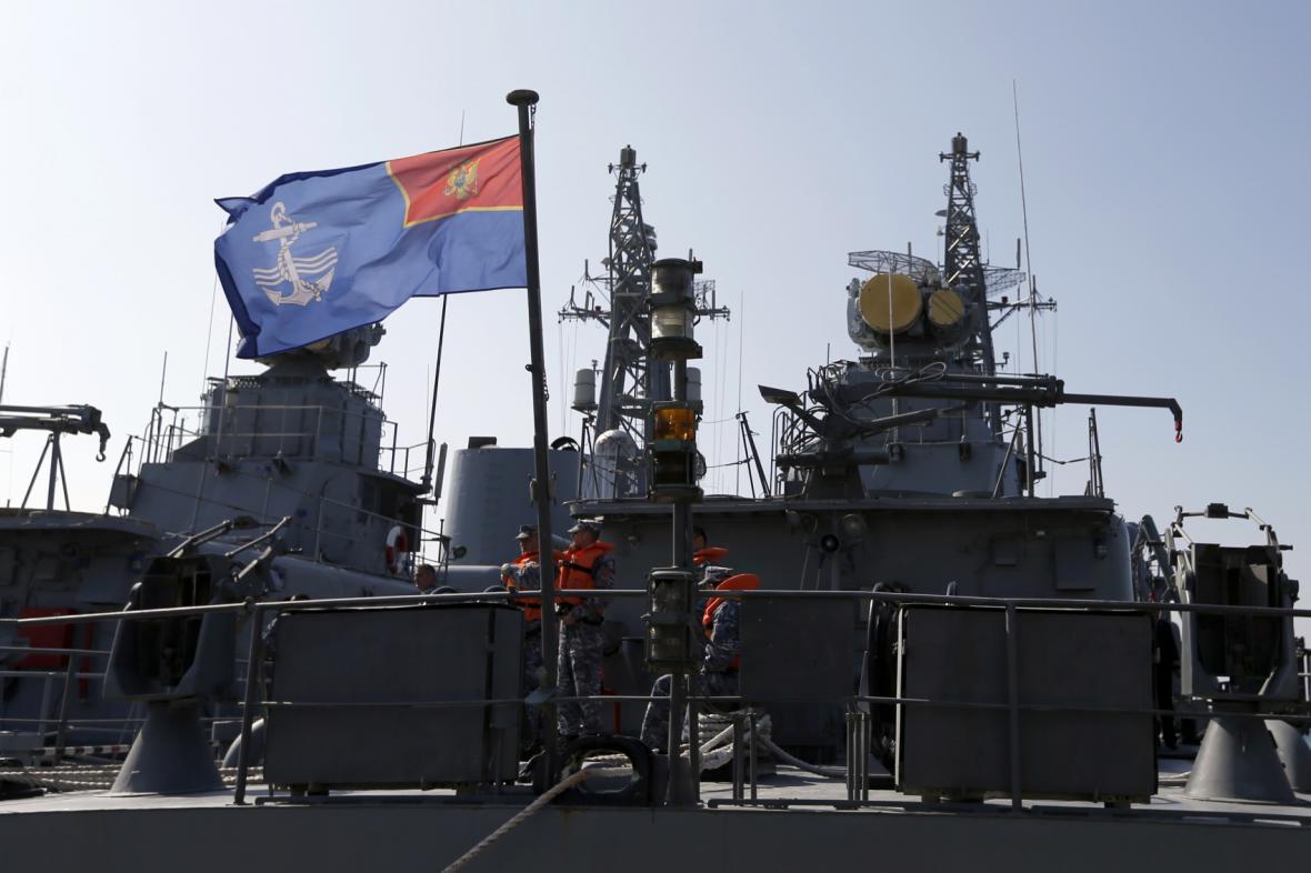 Černohorské námořnictvo