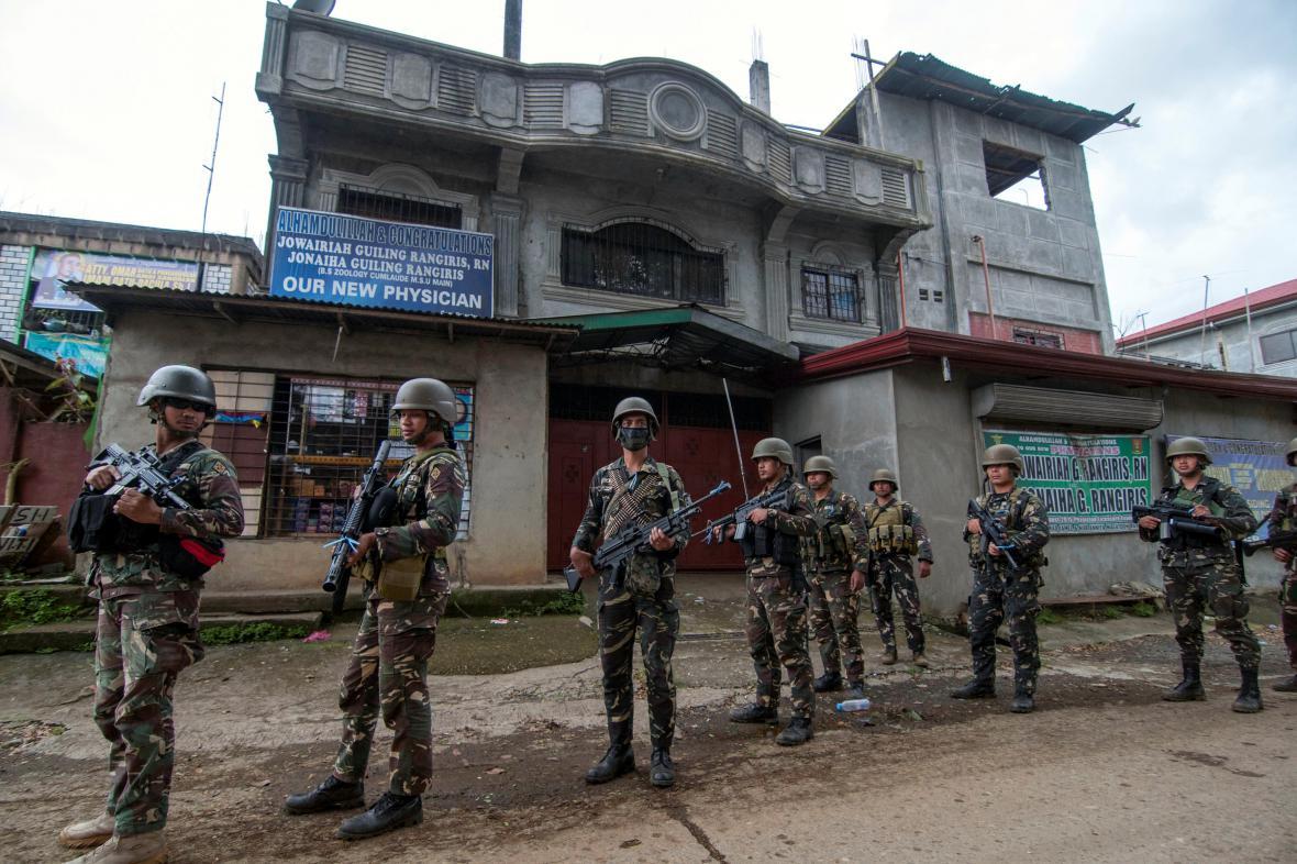 Operace ve filipínském Marawi
