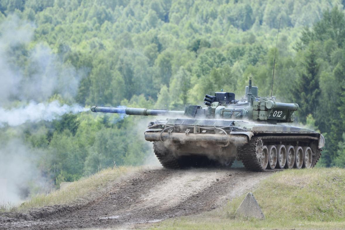 Tank T72M