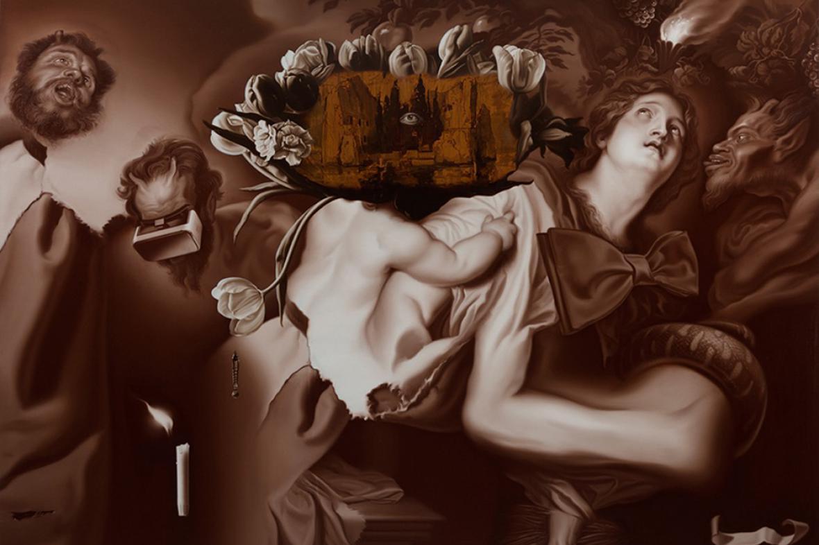 Hynek Martinec / Circus of Nightmares, 2017