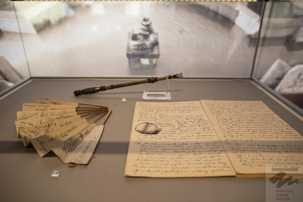 Výstava Oddělení dějin divadla Moravského zemského muzea