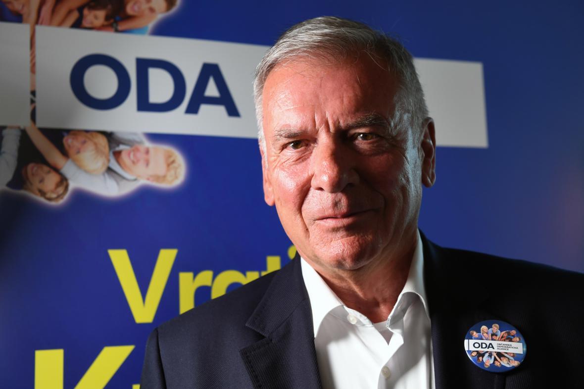 Vratislav Kulhánek ohlásil kandidaturu na prezidenta
