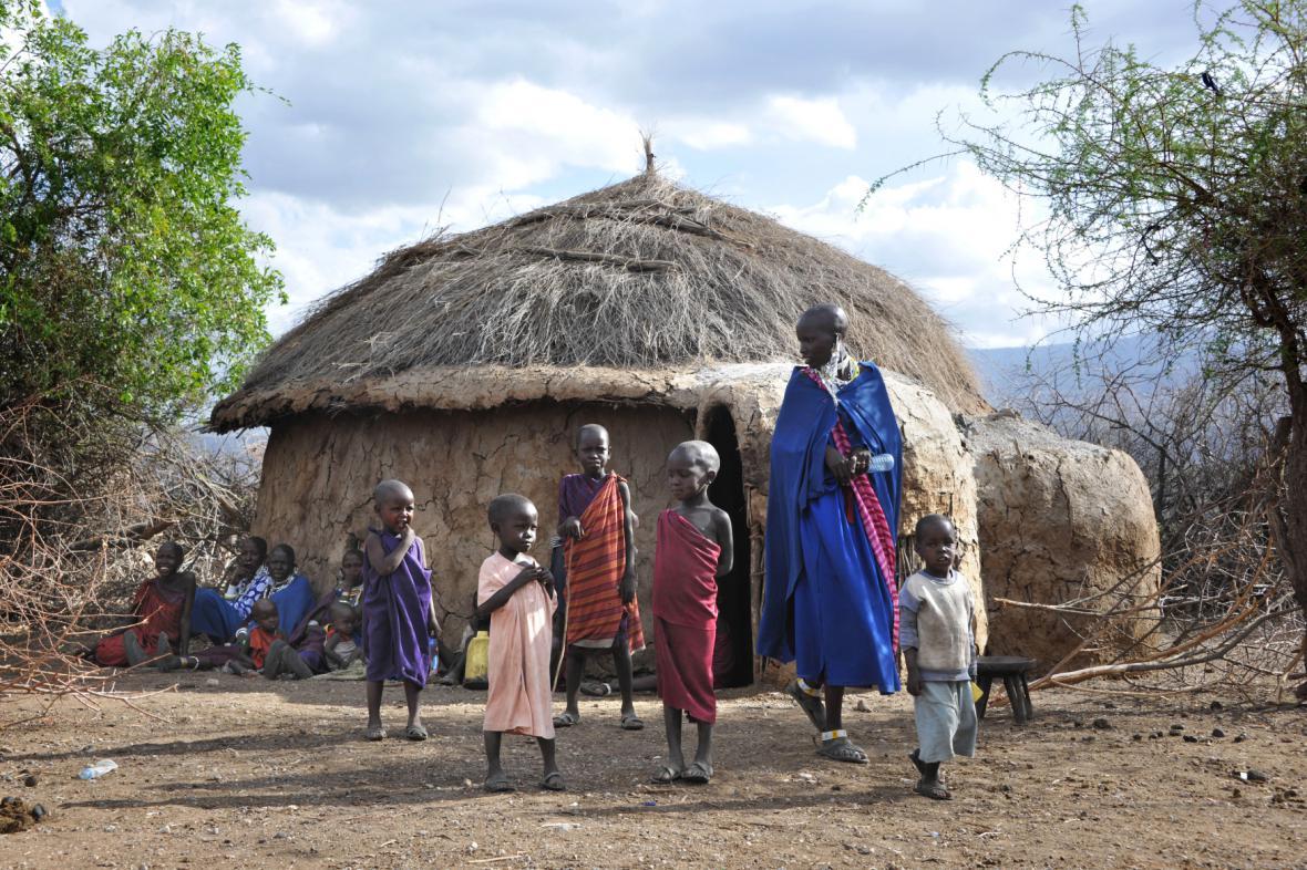 Obyvatelé Tanzanie