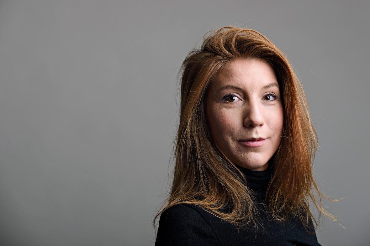 Švédská novinářka Kim Wallová