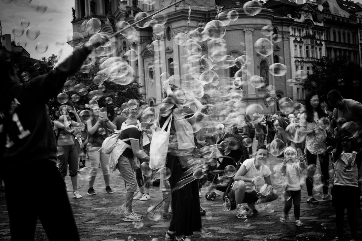 Vítězný snímek od od Andreje Belovežčíka