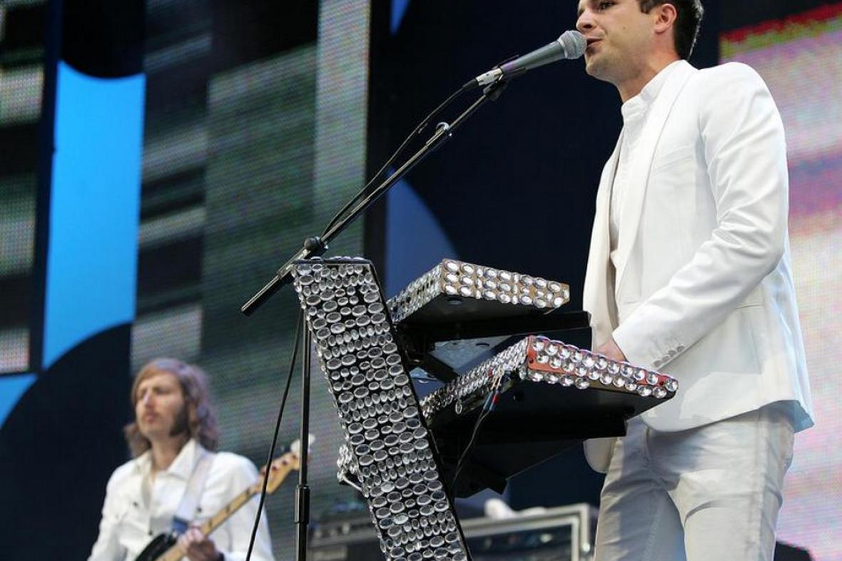 The Killers v Londýně (2005)